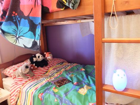 子どもベッドルーム