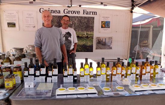 Guinea Grove Olive Oil