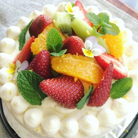 spring-cake